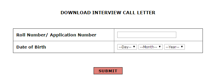 Mppsc admit card 201415 download