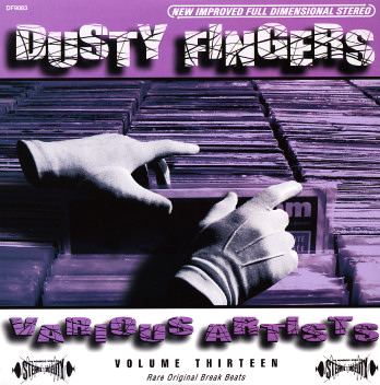 Dusty Fingers Vol 13 (2005) (Vinyl) (192kbps)