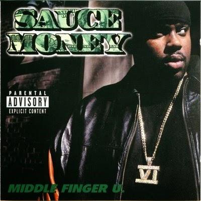 Sauce Money - Middle Finger U