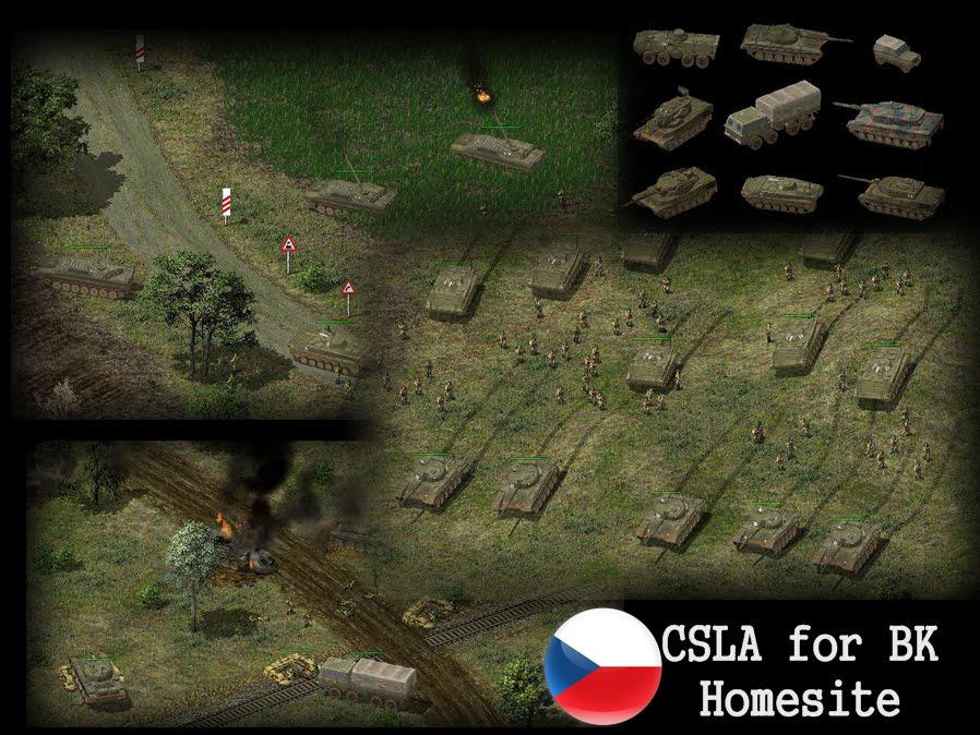ČSLA Mod for Blitzkrieg