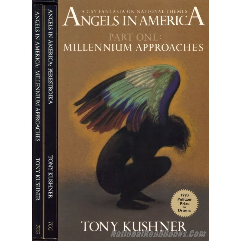 approaching the millennium essays on angels in america Approaching the millennium: essays on angels in america (theater: theory/text/performance) and a great selection of similar used, new and collectible books available.