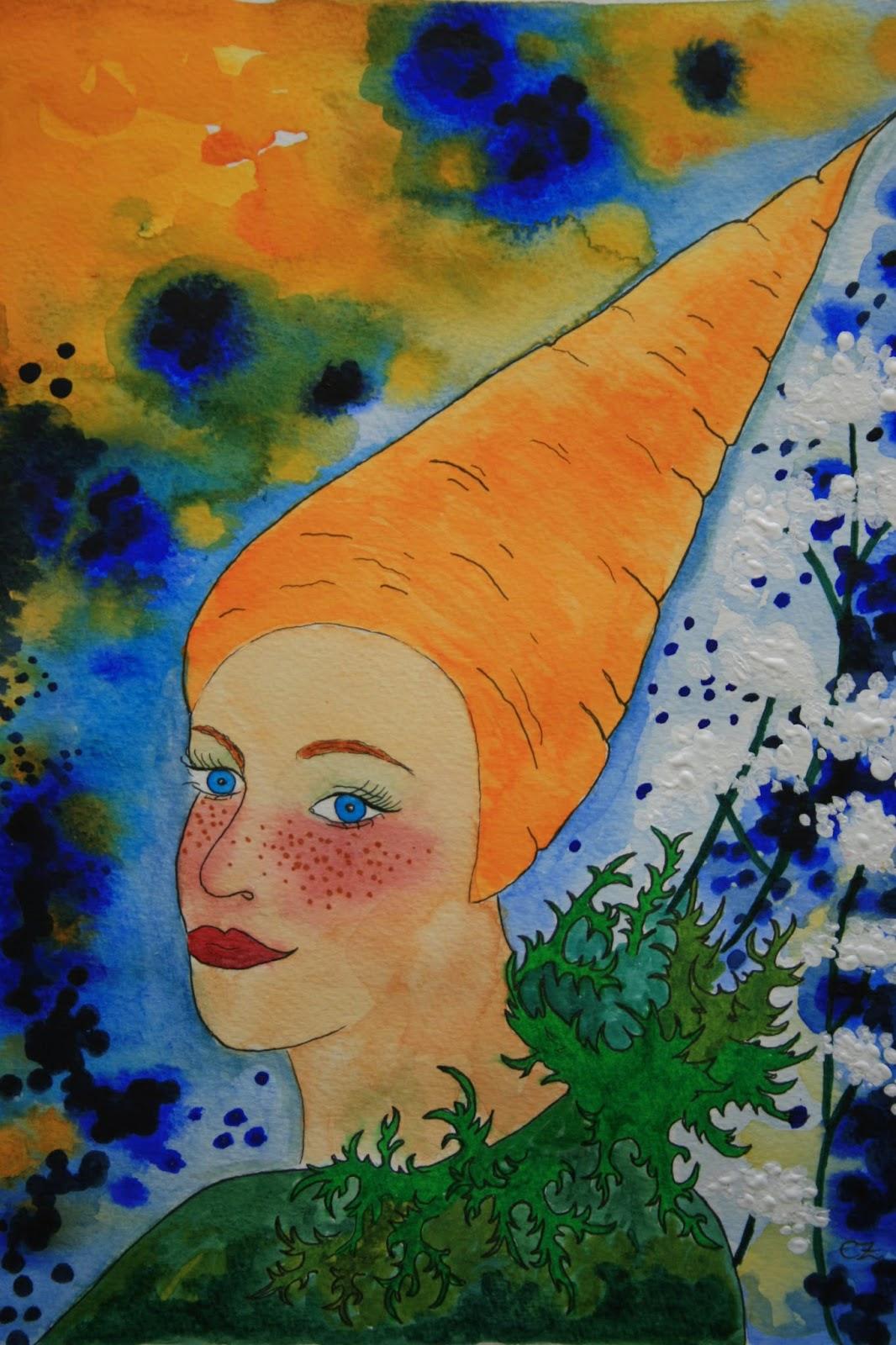 akvarell blogg