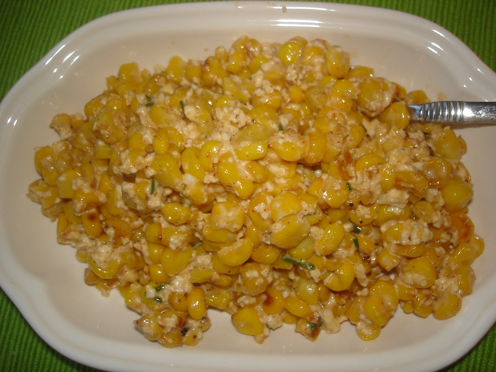 Mexican Corn Recipes — Dishmaps