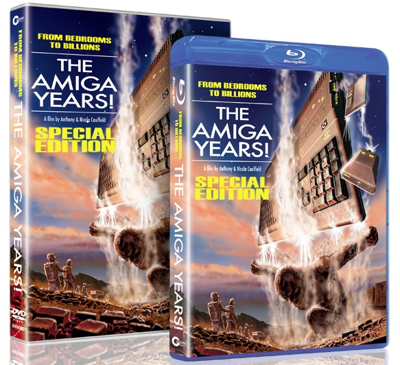 Vuelve a Kickstarter 'From Bedrooms to Billions: The Amiga Years' con más material extra