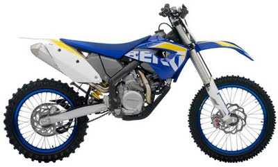 Husaberg FX 450 Wallpapers