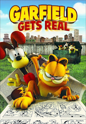 Garfield en la Vida Real – DVDRIP LATINO