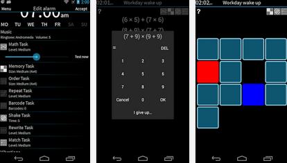 I Can't Wake Up! Alarm Clock - Aplikasi Unik Android Terbaik