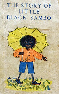 Cover image of Little Black Sambo
