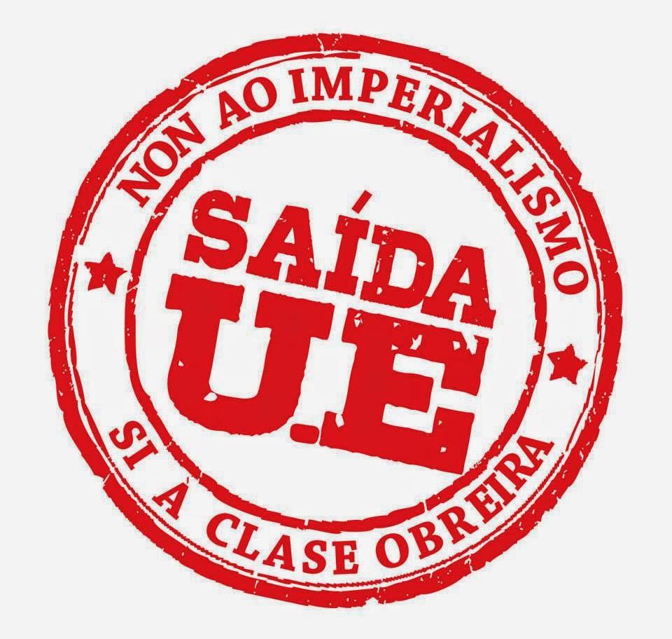 SAÍDA da U€!!