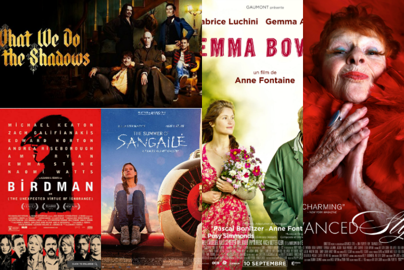 recently watched films