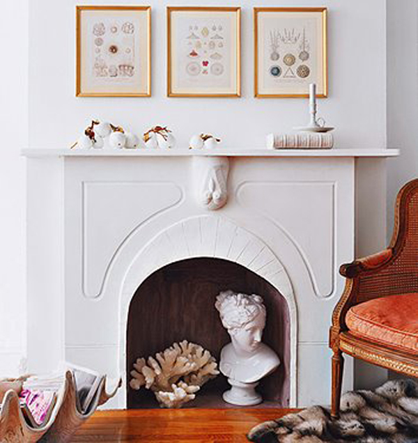 Decorating Ideas > 10 Creative Ideas To Decorate Your NonWorking Fireplace  ~ 160712_Empty Fireplace Decorating Ideas