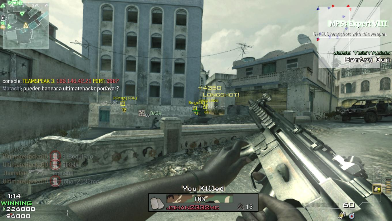 Call of duty mw3 hack new