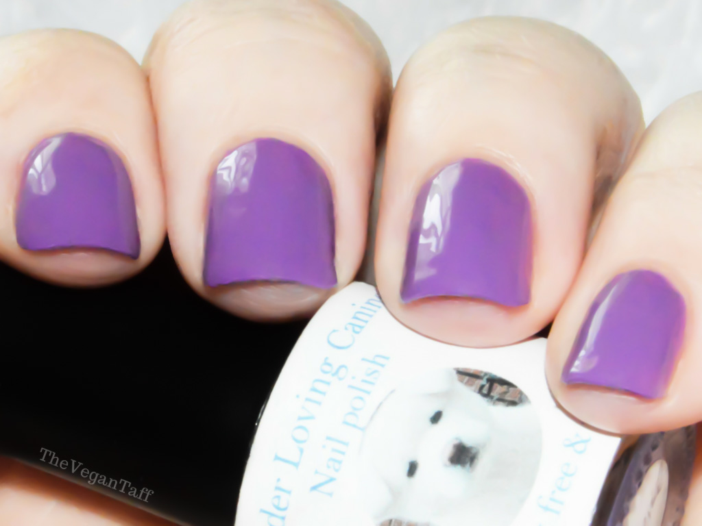 tender loving canines nail polish review