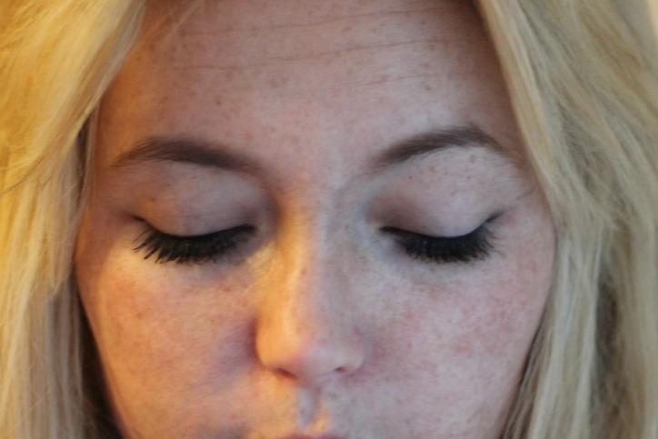 Soap and Glory Supercat liquid liner pen, cat flick, winged eyeliner look,