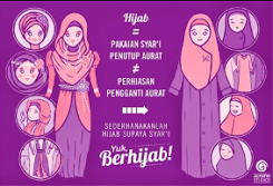 Yuk, pakai Hijab