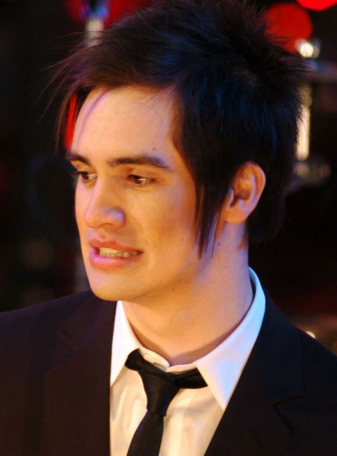 bridal hairstyles with headband : Brendon Urie HairStyle (Men HairStyles) ~ Dwayne The Rock Johnson ...