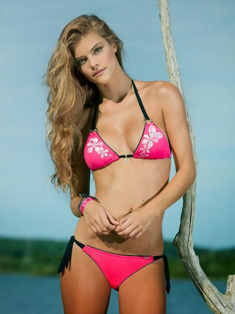 Nina Agdal Bikini Models