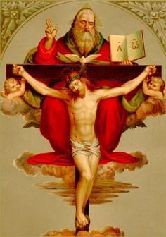 SOLEMNITY OF THE HOLY TRINITY - IS-SOLENNITÀ TAT-TRINITÀ QADDISA