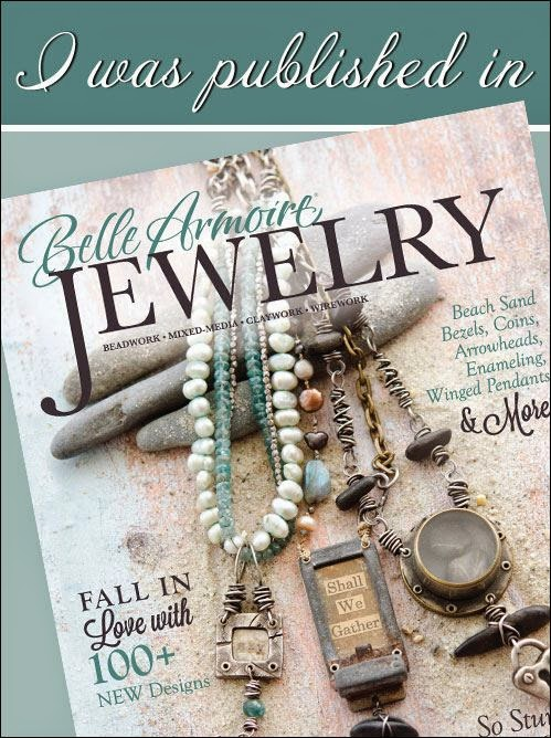 Look for my articles in Belle Armoire Jewelry