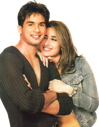 shahid wallpapers. Kareena Kapoor Shahid Kapoor