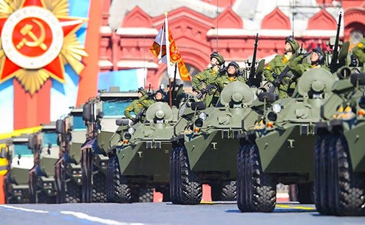 Україна вважатиме участь у військовому параді 9 травня в Москві підтримкою агресора