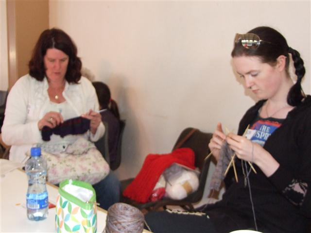 Knitting Groups Near Me : Neencrochet ive broken a world record well with