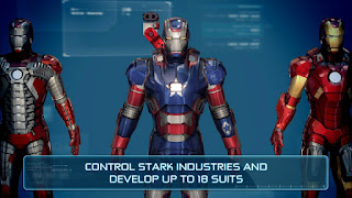 Download Game Iron Man 3 Android
