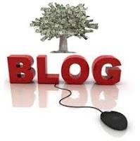 usaha online blogger