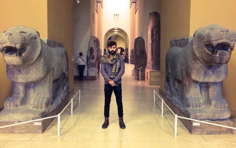 Shahin Najafi - Berlin's Pergamon Museum