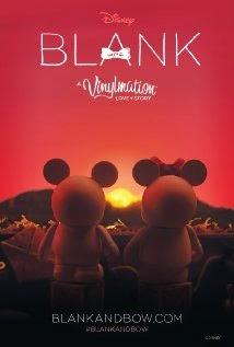Blank: A Vinylmation Love Story (2014)