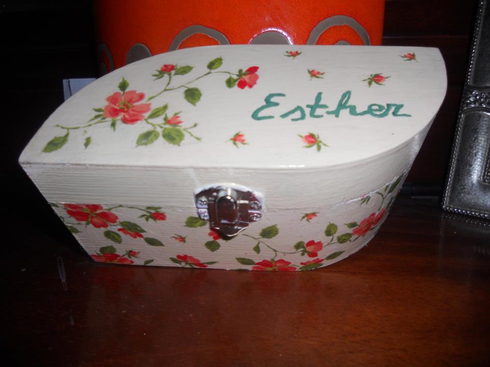 Carmen manualidades y camisetas cajas decoradas - Manualidades cajas decoradas ...