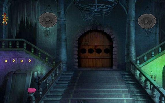 YalGames Dark palace esca…