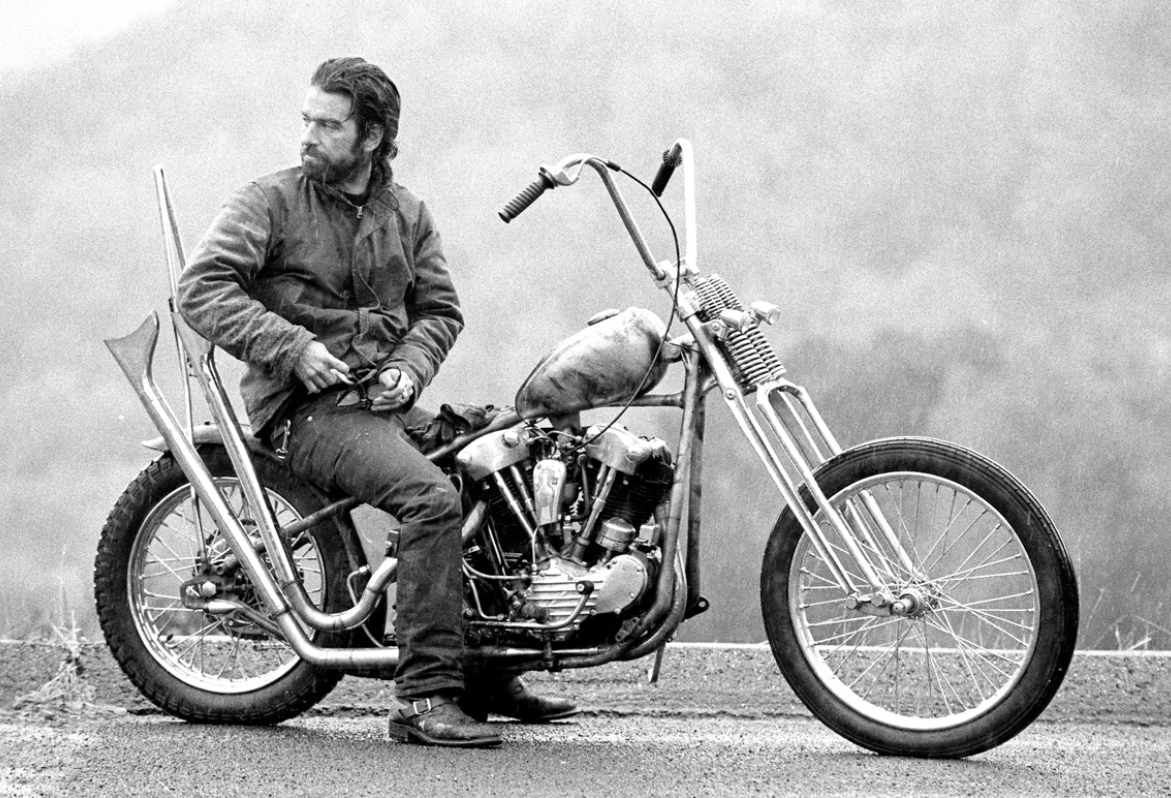 Flying Skülls Murdercycle Crew: i will own a 60s style ...
