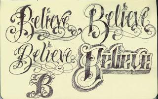 Tattoo Ideas - Tattoo Designs: tattoo lettering designs