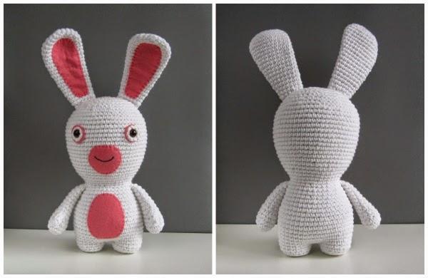 Amigurumi Au Crochet Modele Gratuit : Evlynpartage: tuto au crochet de Tiphanie