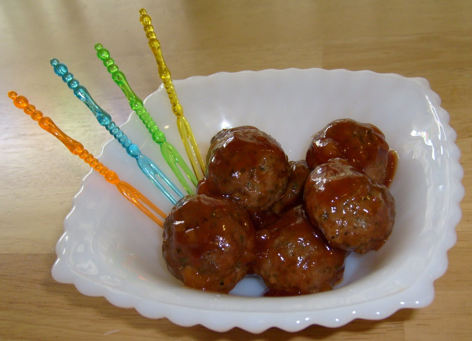 Cajun Appetizer Meatballs Recipe — Dishmaps