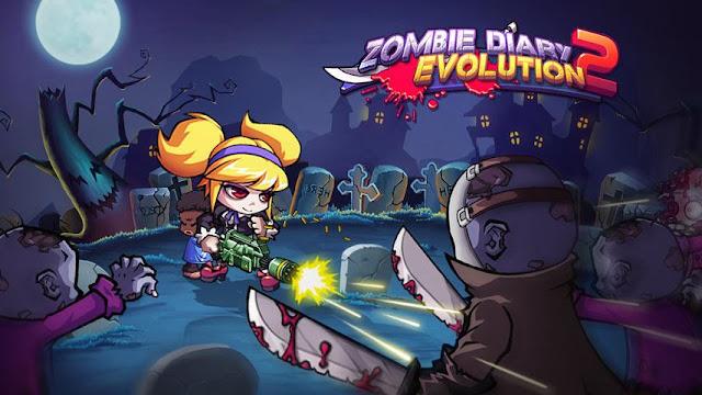 Zombie Diary 2:Evolution v1.1.3 Apk [Mod]