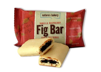 Persian Tea: Product review: fig bars