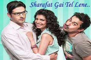 Sharafat Gayi Tel Lene (Title Song)