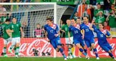 Pertandingan-Kroasia-vs-Irlandia 3-1