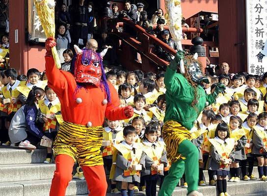 Setsubun Festival - Oni