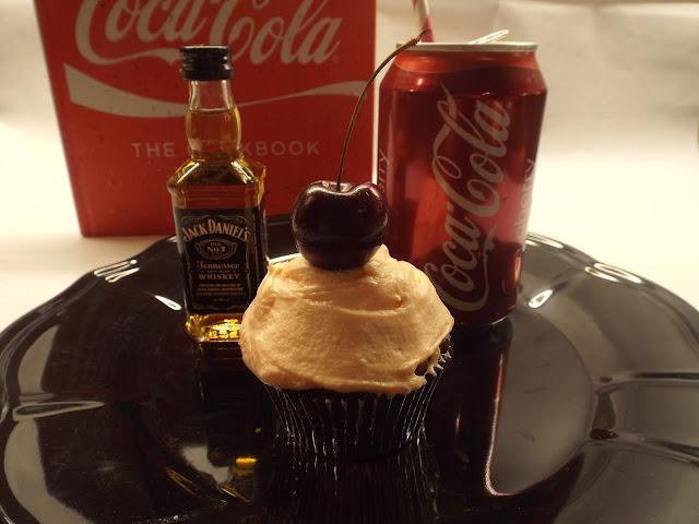 Jack Daniels cupcakes