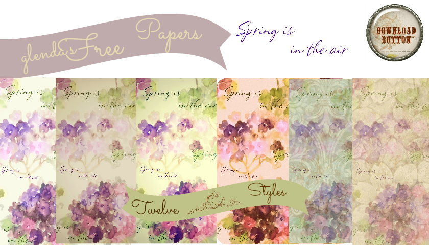 Spring is in the Air Papers