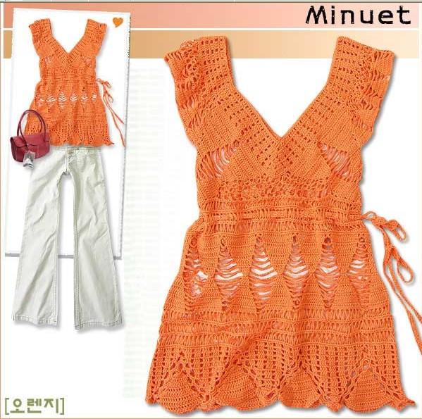 aca unos mini vestidos
