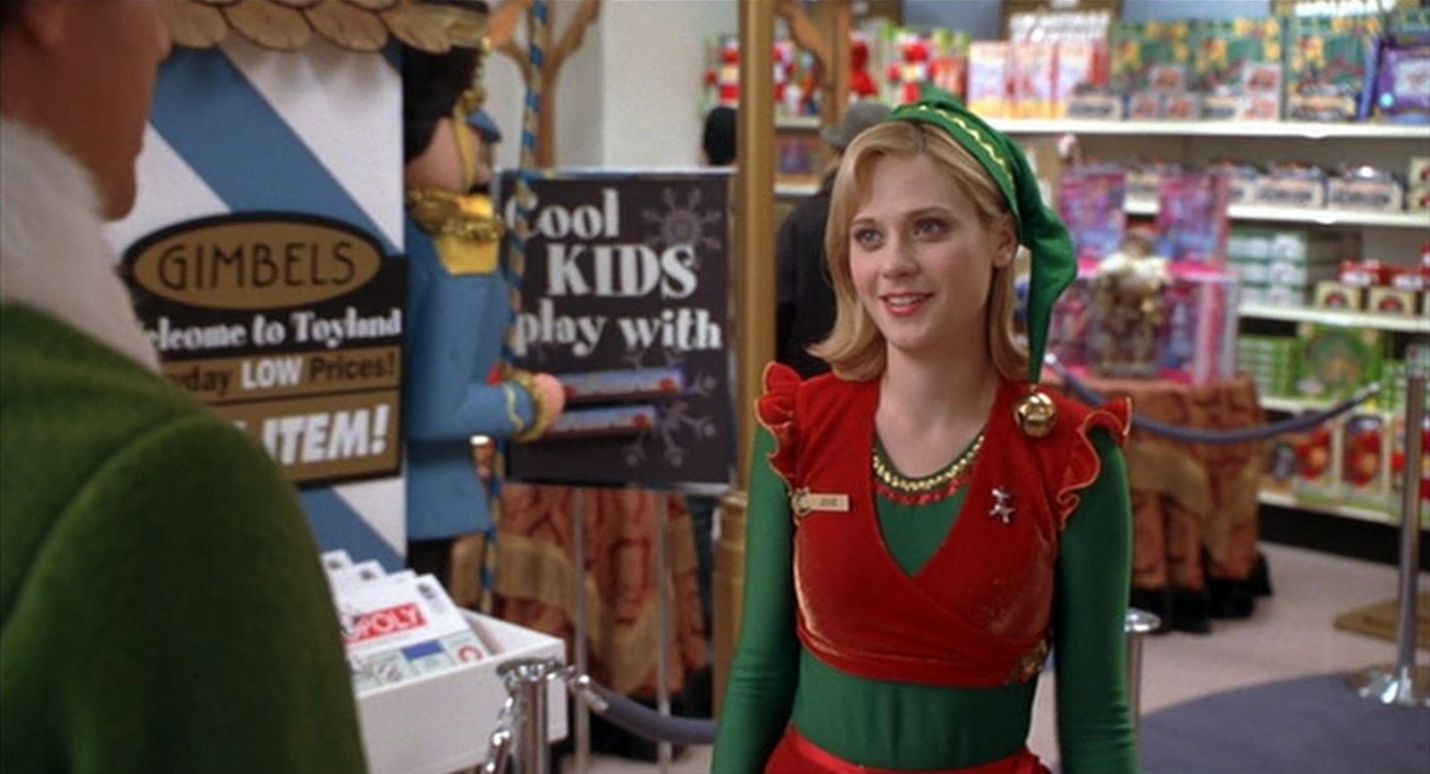 Girl that played elf the movie the  sexual pics