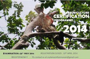 ARBORIST CERTIFICATION PROGRAMME 2014