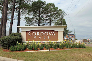 New Stores at Cordova Mall in Pensacola near Pensacola Airport