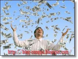 Cara Membuat Efek Uang Bertaburan Di Blog