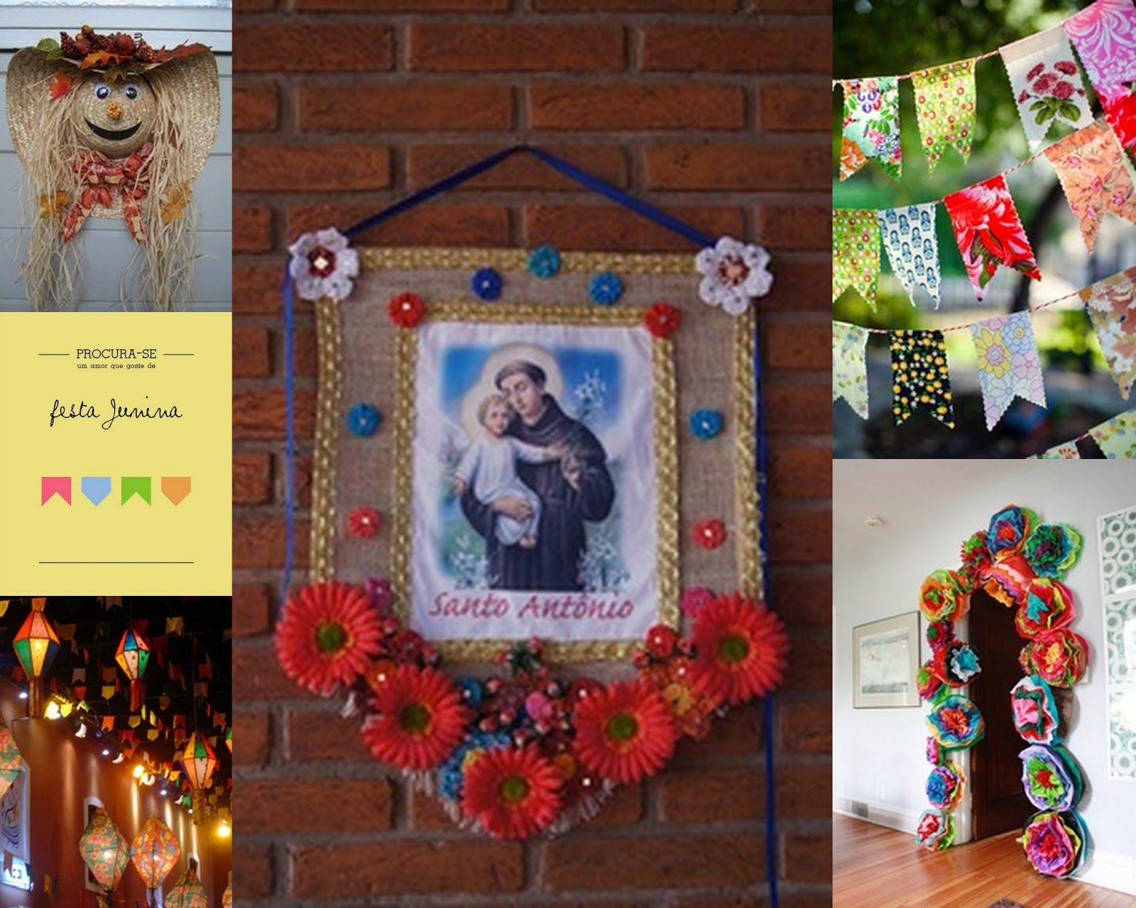 decoracao alternativa para festa junina: algumas ideias para inspirar a decoração de sua festa junina