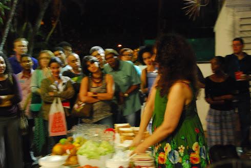 el cumpleaños - Centro Cultural de España - Santo Domingo-Republica Dominicana 2012